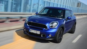 Mini Paceman Cooper S ALL4 - test