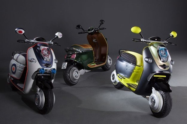 Mini scooter E /