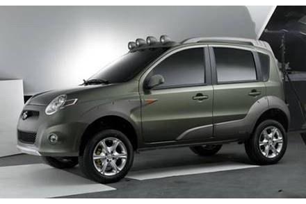 Mini SUV / Kliknij /INTERIA.PL