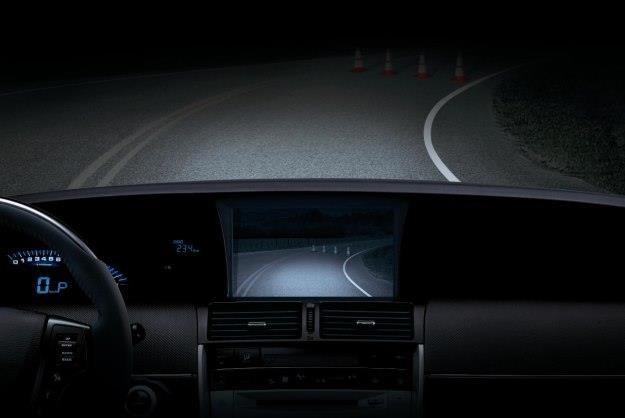 Minie jeszcze dużo czasu zanim samochody tak będą ułatwiać życie polskim kierowcom /