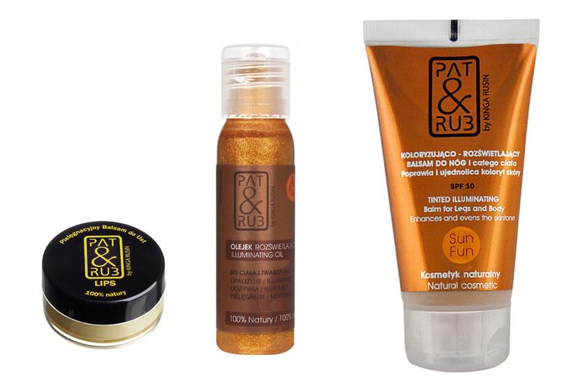 Miniproduktów na lato marki Put&Rub /materiały prasowe