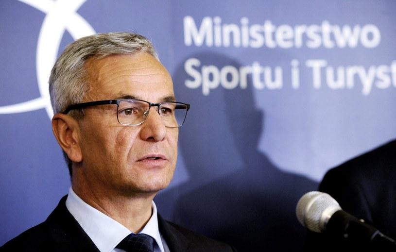 Minister Andrzej Biernat nie zamierza udawać, że nic się nie stało. /PAP