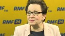 Minister Anna Zalewska w Porannej rozmowie RMF FM
