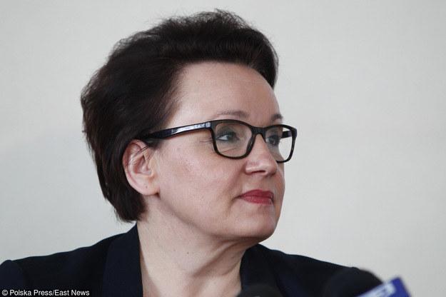Minister Anna Zalewska /East News
