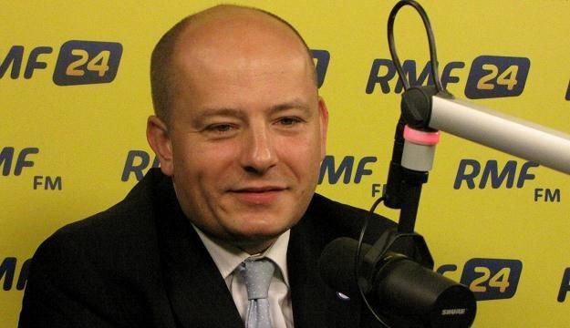Minister do spraw europejskich Mikołaj Dowgielewicz /RMF