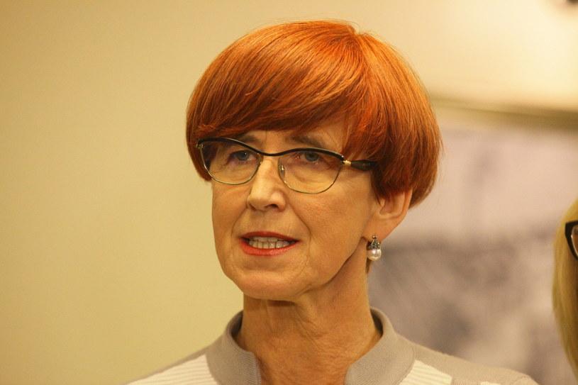 Minister Elżbieta Rafalska /East News