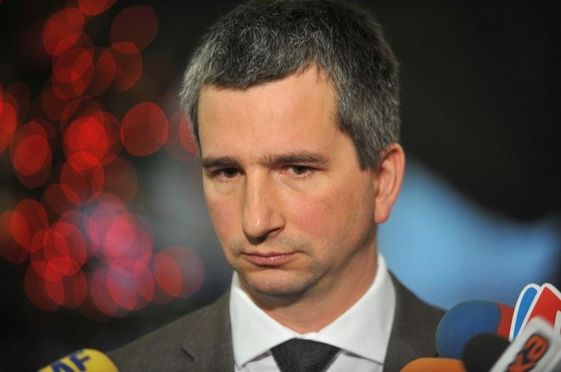 Minister finansów Mateusz Szczurek /Witold Rozbicki /Reporter