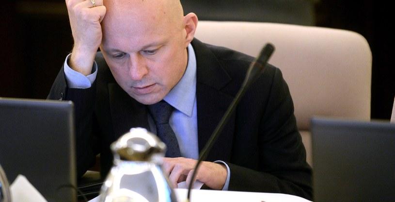 Minister finansów Paweł Szałamacha /Bartłomiej Zborowski /PAP
