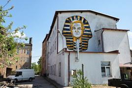 Minister Gliński jak faraon