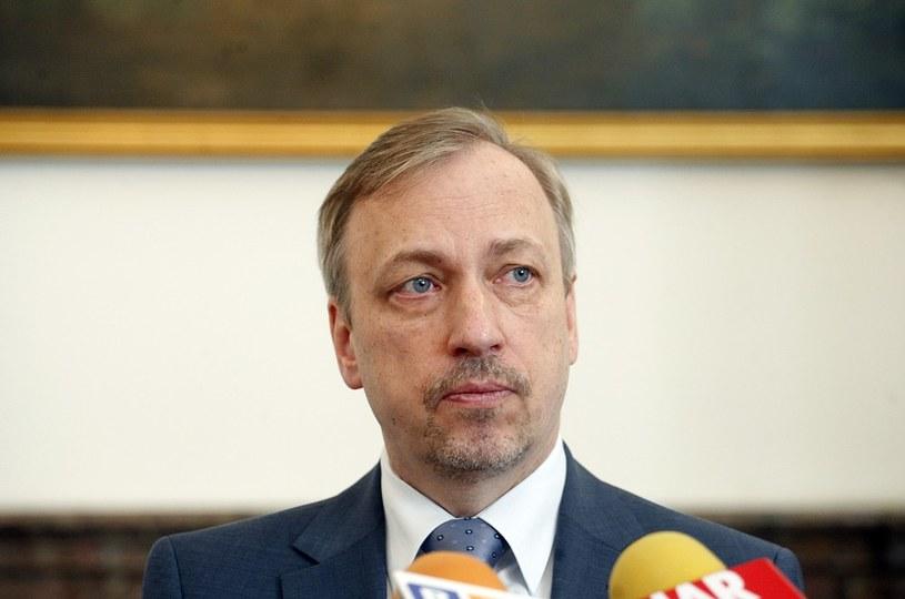 Minister kultury Bogdan Zdrojewski. /Adam Guz /Reporter