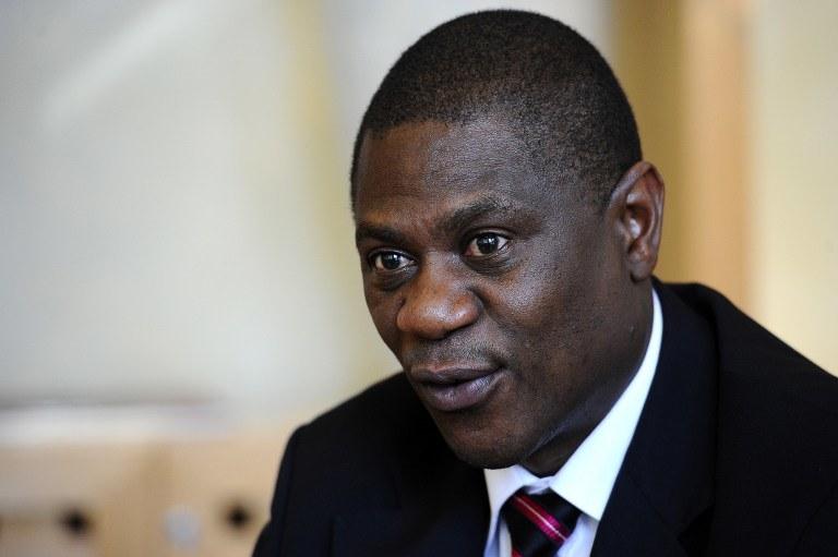 Minister kultury i sztuki Paul Mashatile /AFP
