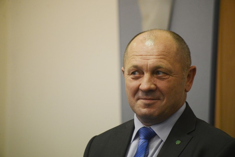 Minister Marek Sawicki /Jakub Wosik  /Reporter