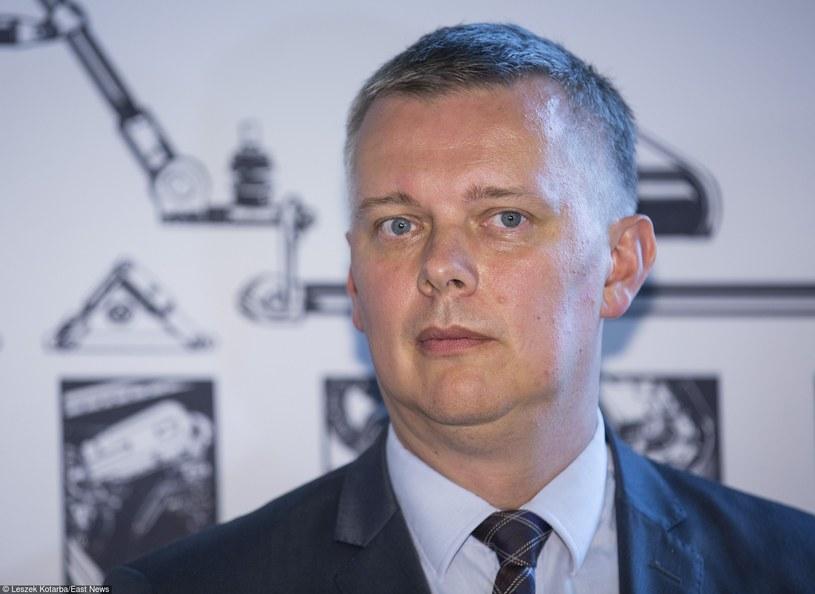 Minister obrony narodowej Tomasz Siemoniak /Leszek Kotarba  /East News