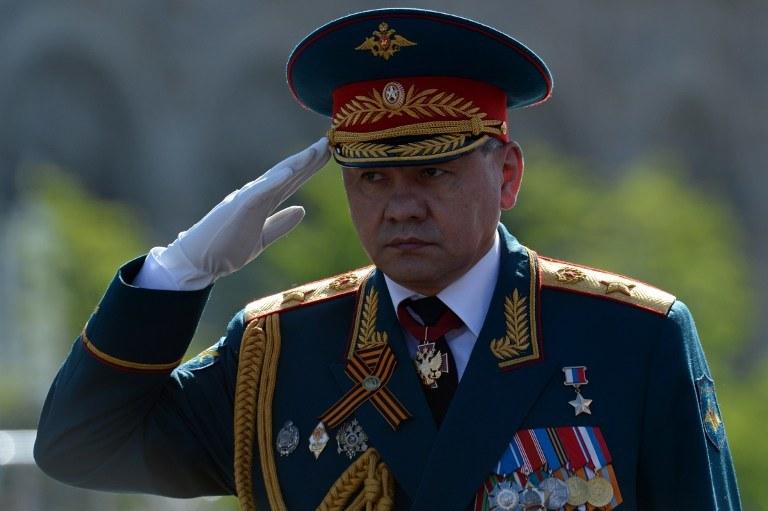 Minister obrony Rosji Siergiej Szojgu /AFP