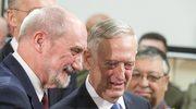 """Minister obrony USA grozi """"ograniczeniem zaangażowania"""" Stanów Zjednoczonych"""