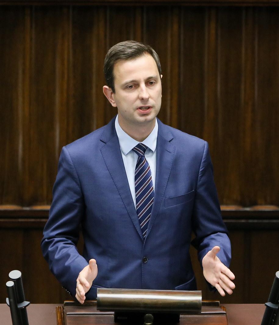 Minister pracy i polityki społecznej Władysław Kosiniak-Kamysz /Paweł Supernak /PAP