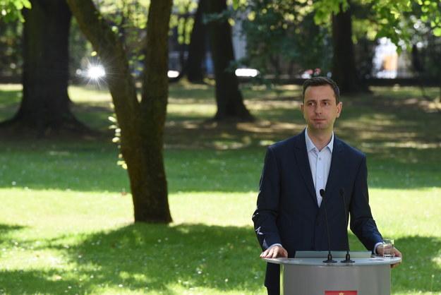 Minister pracy i polityki społecznej Władysław Kosiniak-Kamysz /PAP