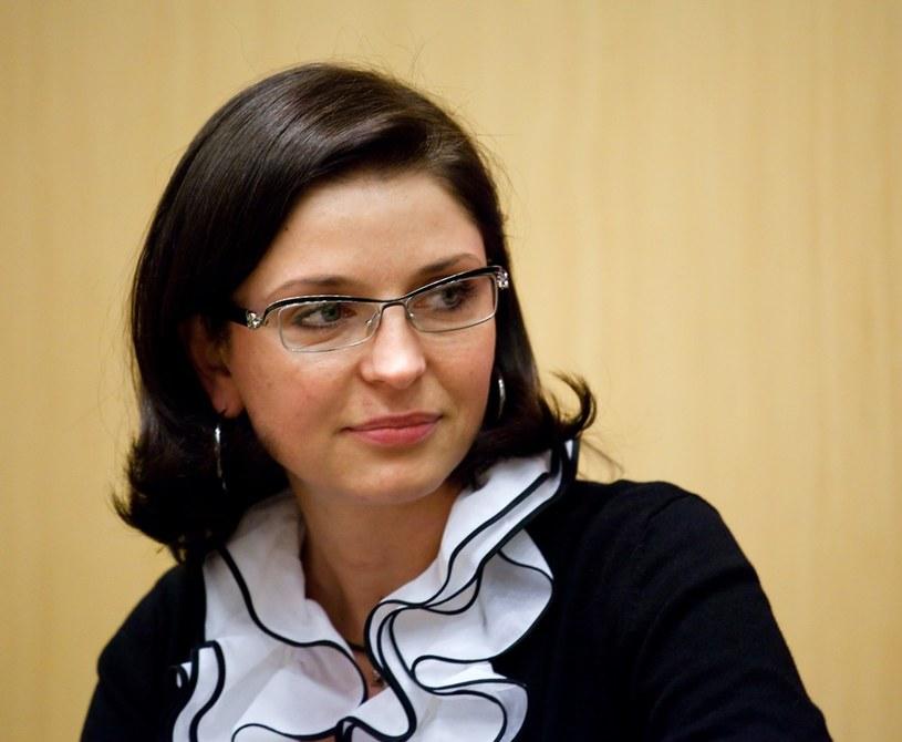 Minister sportu Joanna Mucha /Karol Serwis /East News
