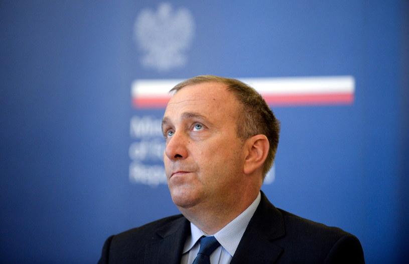 Minister spraw zagranicznych Grzegorz Schetyna zapowiedział, że ambasador Rosji zostanie wezwany w poniedziałek do MSZ /Marcin Obara /PAP