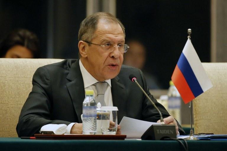 Minister spraw zagranicznych Rosji, Siergiej Ławrow /AFP