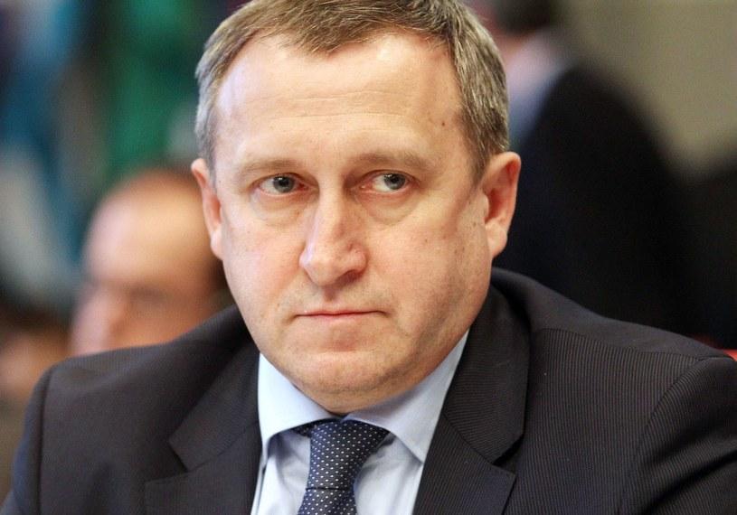 Minister spraw zagranicznych Ukrainy Andrij Deszczyca. /AFP