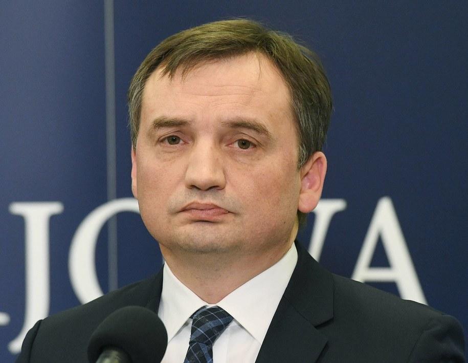 Minister sprawiedliwości i prokurator generalny Zbigniew Ziobro /Radek Pietruszka /PAP