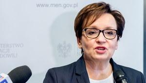 Minister Zalewska: Podwyżki dla nauczycieli od kwietnia 2018 r.