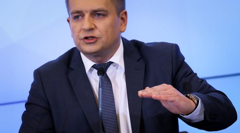 Minister zdrowia Bartosz Arłukowicz. /Paweł Supernak /PAP