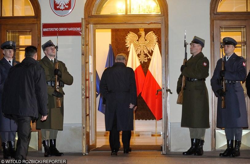 Ministerstwo Obrony Narodowej /Witold Rozbicki/REPORTER /East News