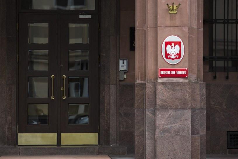 Ministerstwo Spraw Zagranicznych; zdj. ilustracyjne /East News