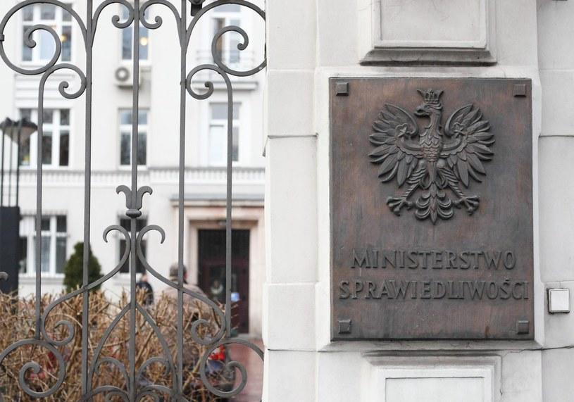 Ministerstwo Sprawiedliwości/ zdjęcie ilustracyjne /Stanisław Kowalczuk /East News