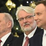 Ministrowie Szydło zostają u Morawieckiego. Andrzej Duda: To dobra decyzja. Gratuluję!