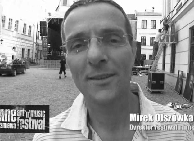 Mirek Olszówka miał 50 lat /