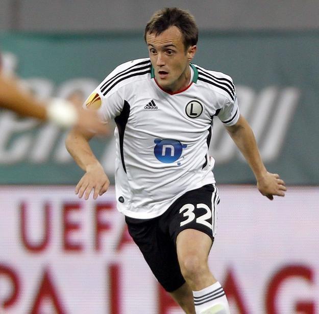 Miroslav Radovic będzie miał okazję zadebiutować w zespole narodowym w meczu przeciwko Meksykowi. /PAP/EPA