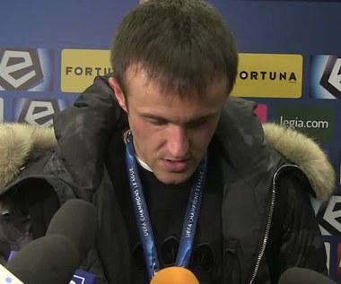 Miroslav Radović po meczu z Termalicą (1-1)