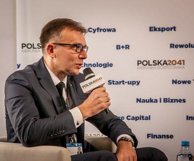 Mirosław Bendzera, prezes FAMUR dla Interii