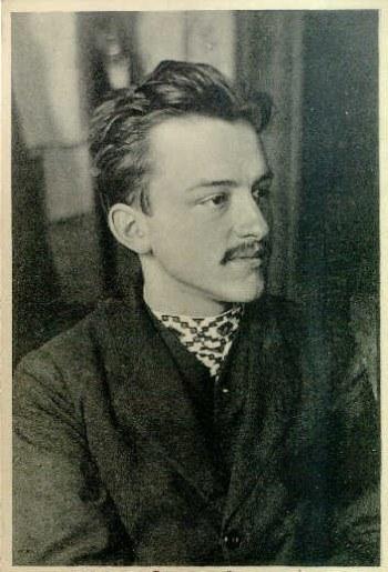 Mirosław Syczynskyj, sprawca zamachu na Andrzeja Potockiego /Odkrywca