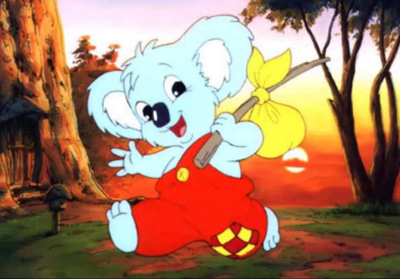 Miś koala Blinky Bill - Yoram Gross wymyślił tę animowaną postać /materiały prasowe