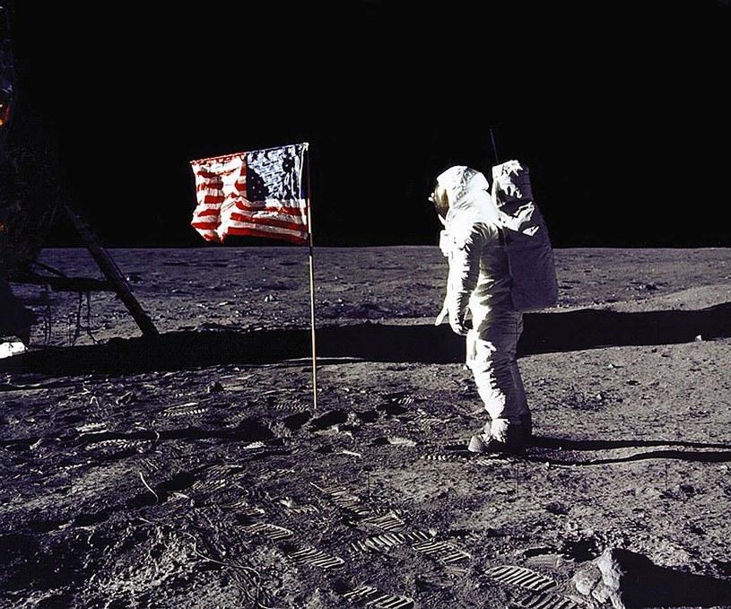 Misja Apollo 11 w 1969 roku /AFP