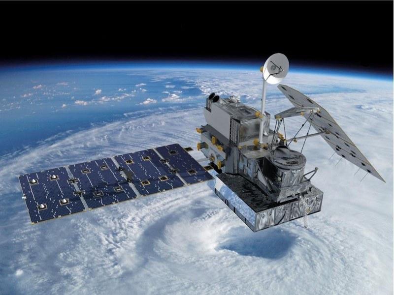 Misja GPM Core Observatory została przygotowana przez NASA wspólnie z japońską agencją kosmiczną JAXA. /materiały prasowe