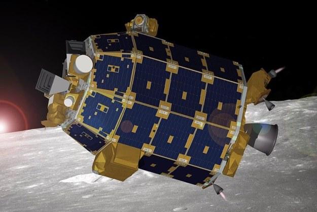 Misja LADEE jest kontynuowana, mimo braku środków z budżetu /NASA