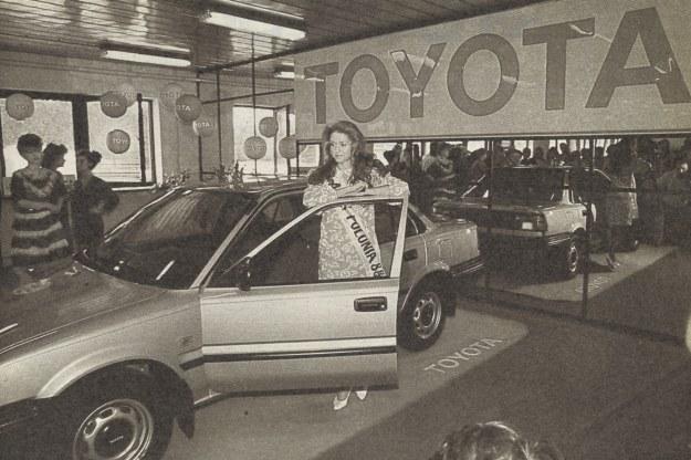 miss polonia 1988 /Motor
