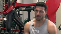 Mister Polski zdradza sekret swojej diety