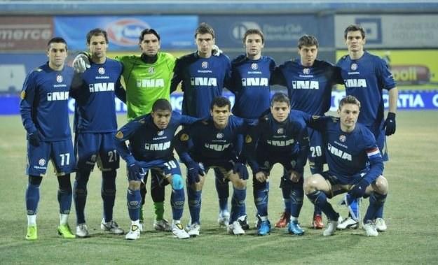 Mistrz Chorwacji - Dinamo Zagrzeb /AFP