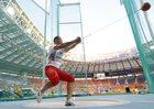 Mistrz olimpijski Murofushi wraca do sportu i walczy o igrzyska w Rio