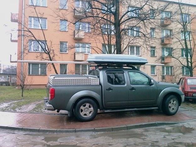 Mistrz parkowania z navary