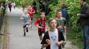 Mistrzostwa w biegach w Lesznie