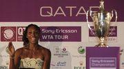 Mistrzostwa WTA, Radwańska rezerwową
