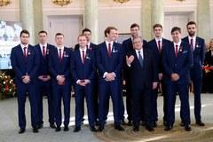 Mistrzowie świata odznaczeni przez prezydenta