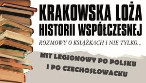 Mit legionowy po polsku i po czechosłowacku
